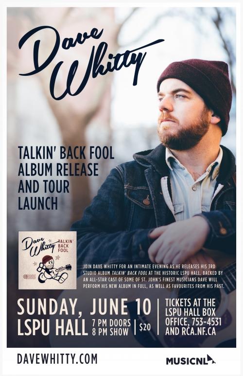 Talkin' Back Fool Poster